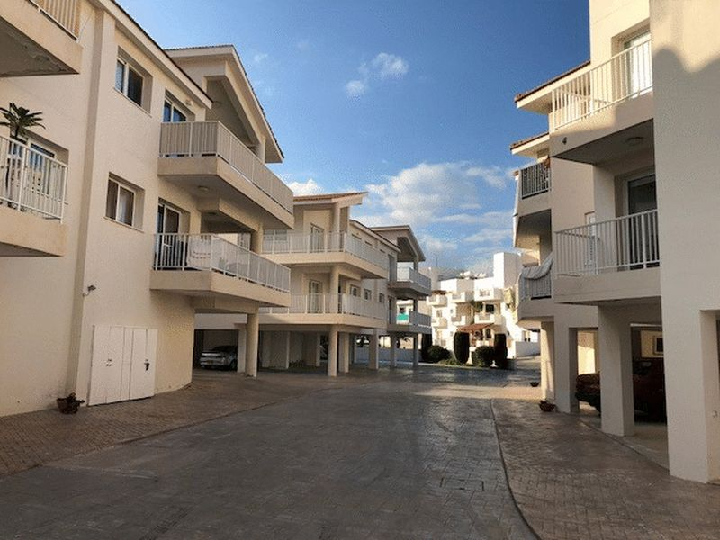 Corner Penthouse 2 Bedroom Apartment with Title Deeds and Sea Views properties for sale in cyprus