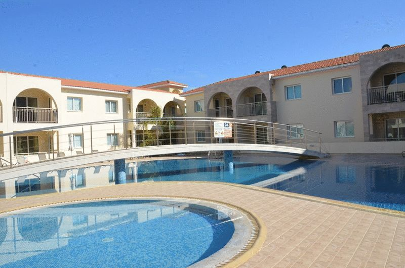 Two Bedroom Apartment in Great Kings Resort Complex in Kapparis properties for sale in cyprus