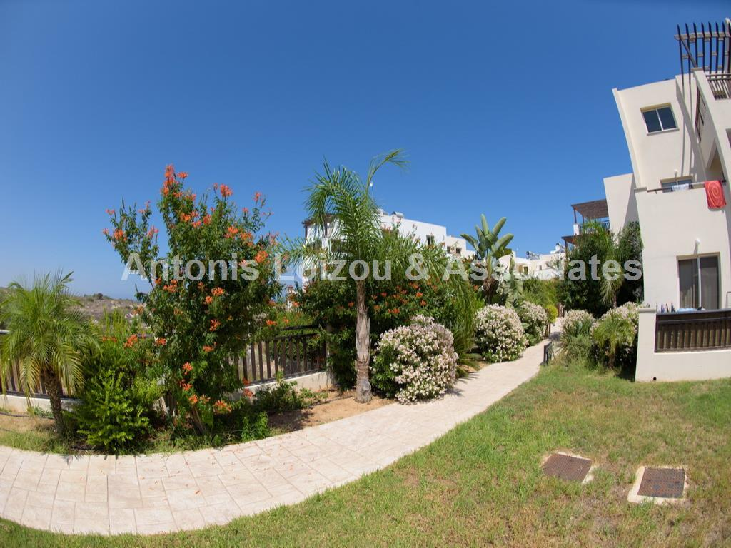 Two Bedroom Groundfloor Apartment in Kapparis properties for sale in cyprus