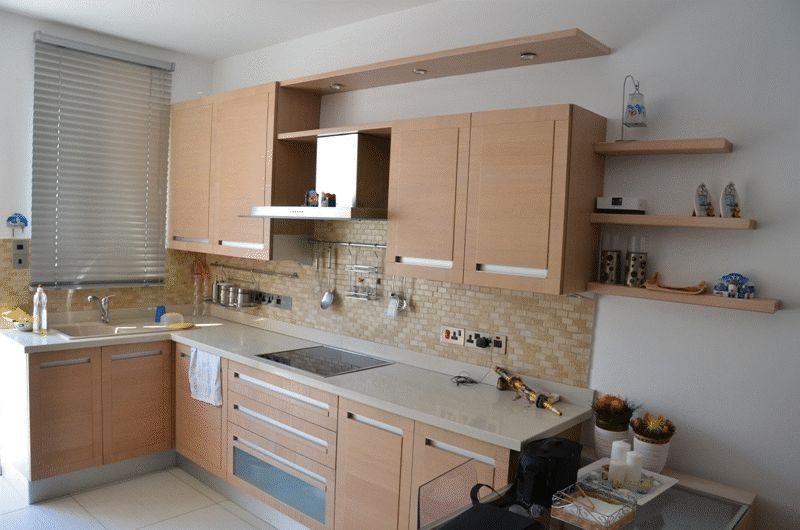 Two Bedroom Maisonette with Roof Garden and Sea View in Kapparis properties for sale in cyprus