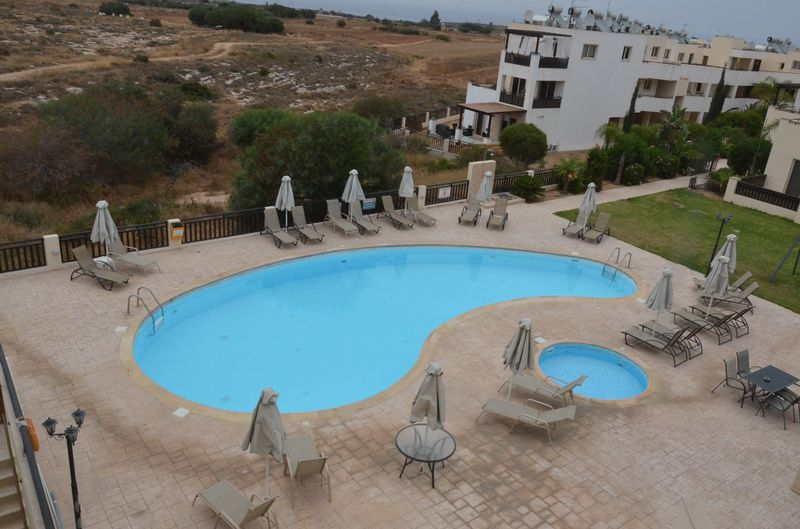 Two Bedroom Penthouse Apartment with Sea View in Kapparis properties for sale in cyprus
