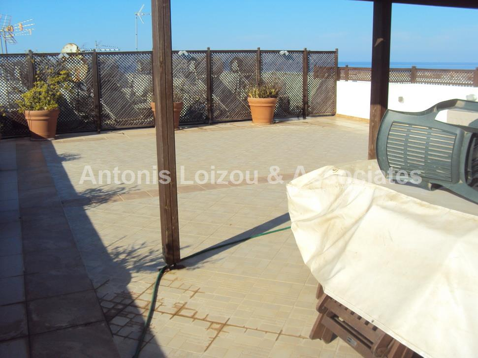 2 Bedroom Modern Penthouse with Unobstructed Sea Views properties for sale in cyprus
