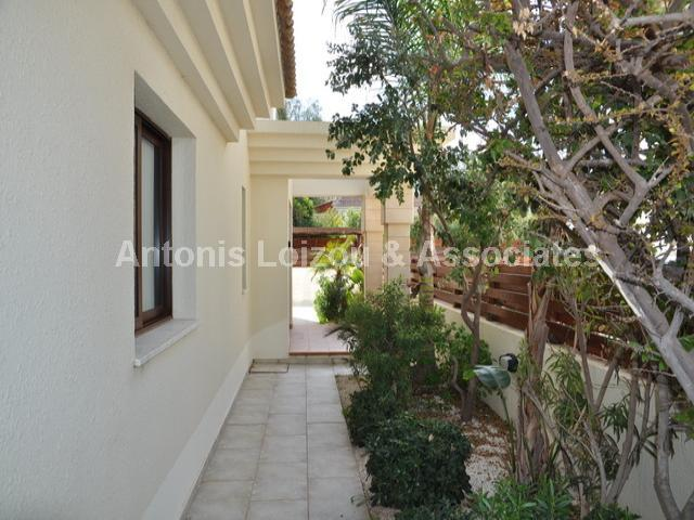 4 Bedroom Detached Villa with Sea Views in Kapparis properties for sale in cyprus