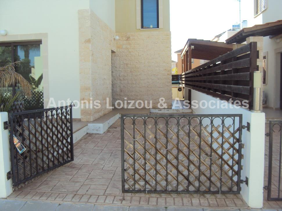 A 3 bedroom Detached House with Pool and Title Deeds in Kapparis properties for sale in cyprus