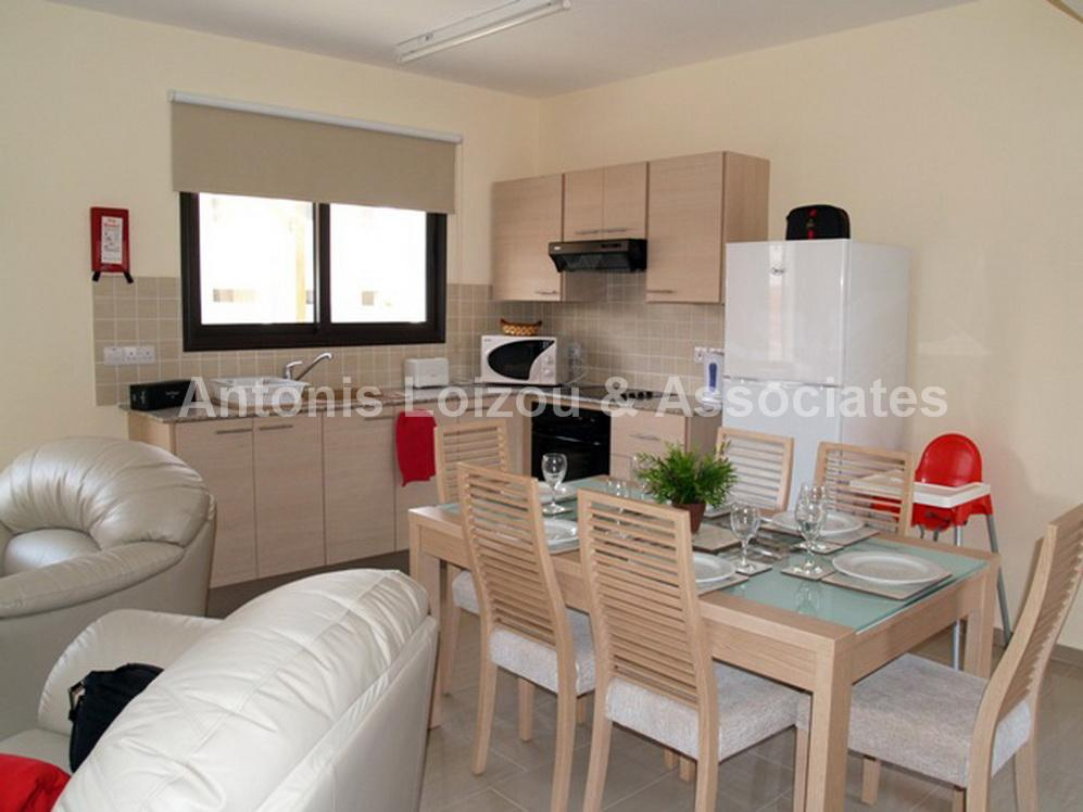 Two Bedroom Townhouses With Communal Pool properties for sale in cyprus