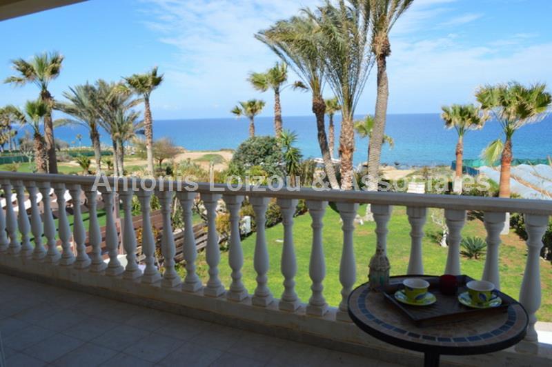 Lovely 5 Bedroom Sea Front Villa. properties for sale in cyprus