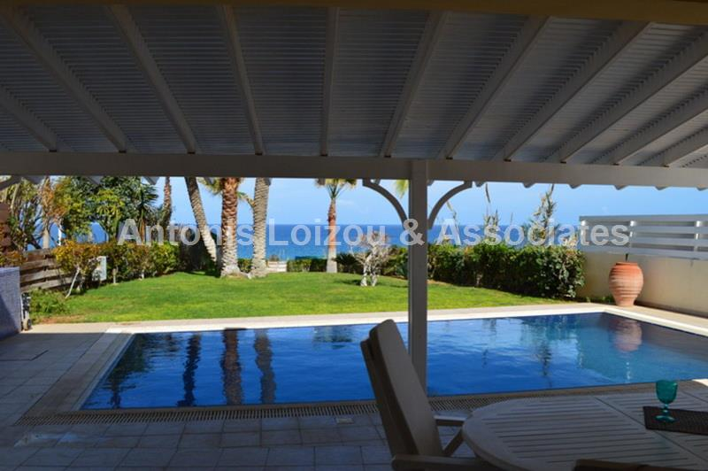 Lovely 5 Bedroom Sea Front Villa with Title deeds properties for sale in cyprus