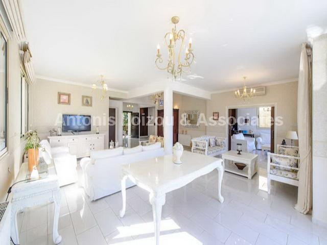 Luxurious Five Bedroom Beach Front Villa properties for sale in cyprus