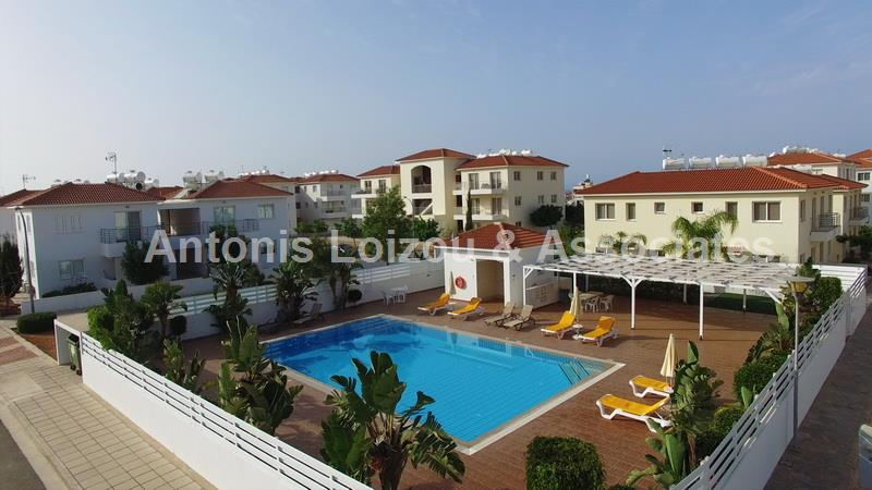 Modern 2 Bedroom ground floor Apartment near the Beach properties for sale in cyprus