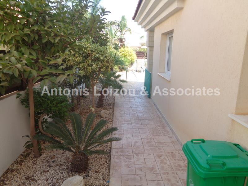 Spacious 4 Bedroom House 100 meters from the Beach properties for sale in cyprus
