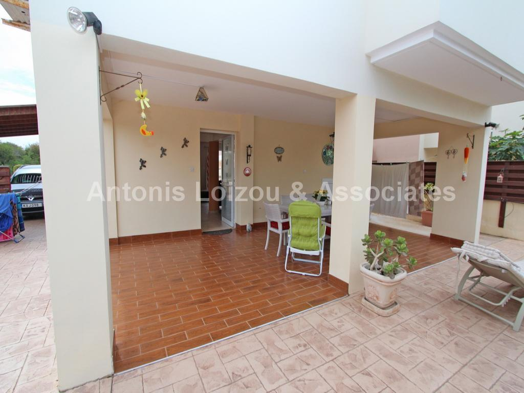 Three Bedroom Link Detached Villa in Kapparis properties for sale in cyprus