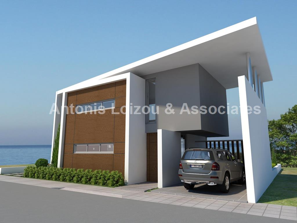 Three Bedroom Detached Villa with Sea Views in Kapparis properties for sale in cyprus