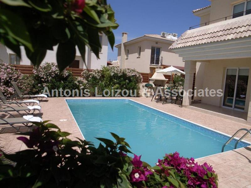 Detached 3 Bedroom Villa within walking distance to Firemans Bea properties for sale in cyprus