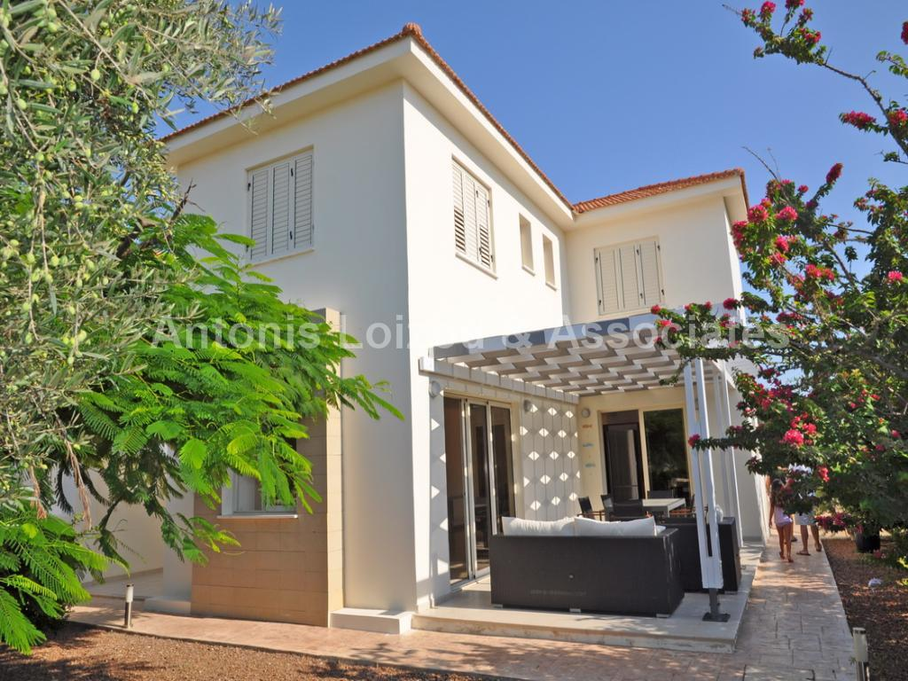 Semi detached Ho in Famagusta (Kapparis) for sale