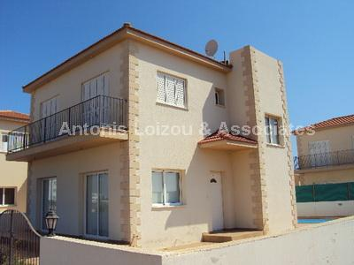 Detached Villa in Famagusta (Kapparis) for sale