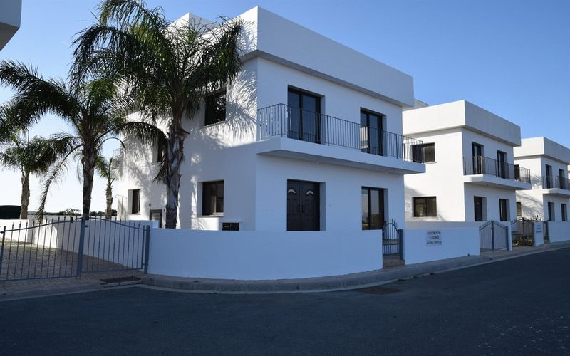 Detached 3 Bedroom Villa with Title Deeds in Kokkines Ayia Napa properties for sale in cyprus