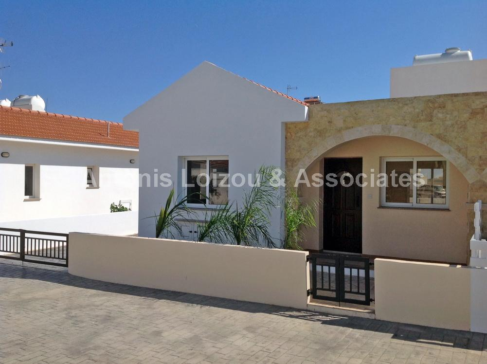 Two Bedroom Semi Detached Bungalow with Title Deed properties for sale in cyprus