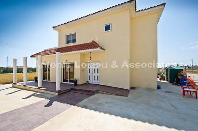 Three Bedroom Detached House in Liopetri properties for sale in cyprus