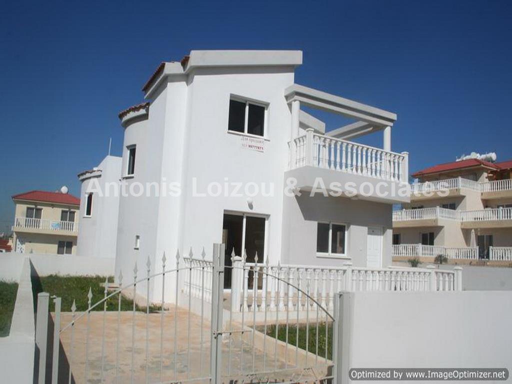 Three Bedroom Villa in Agia Napa