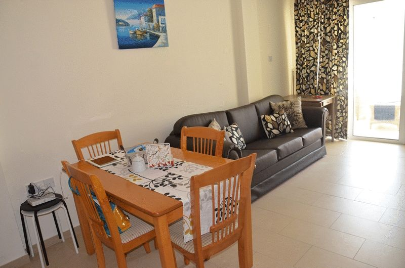 1 Bedroom Apartment in Paralimni with Title Deeds properties for sale in cyprus