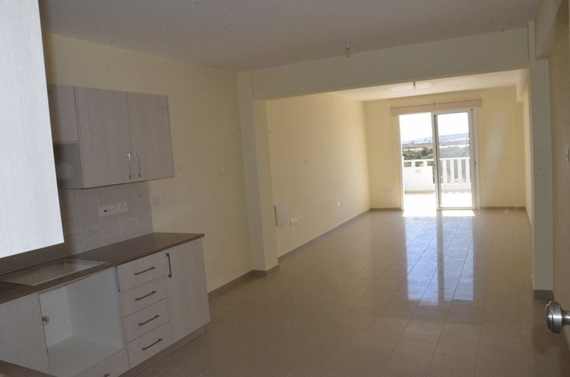 2 Bedroom Top Floor Apt with Sea View properties for sale in cyprus