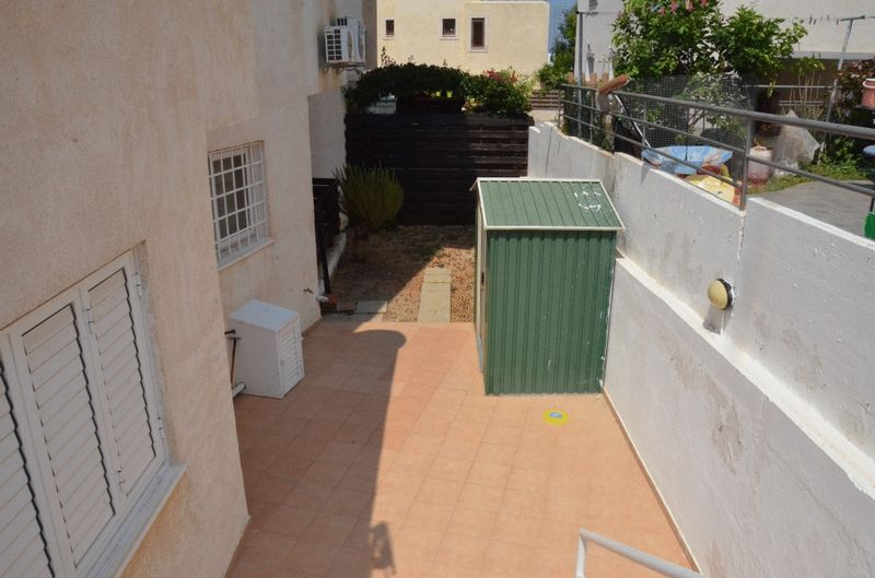 3 Bedroom Ground Floor Apartment in Kapparis with TITLE DEEDS properties for sale in cyprus