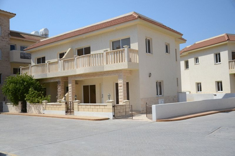 3 Bedroom Semi Detached Villa with Title Deeds properties for sale in cyprus