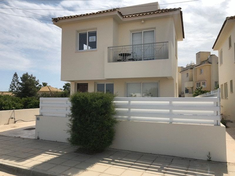 Detached 3 Bedroom House with Private Pool and Title Deeds. properties for sale in cyprus