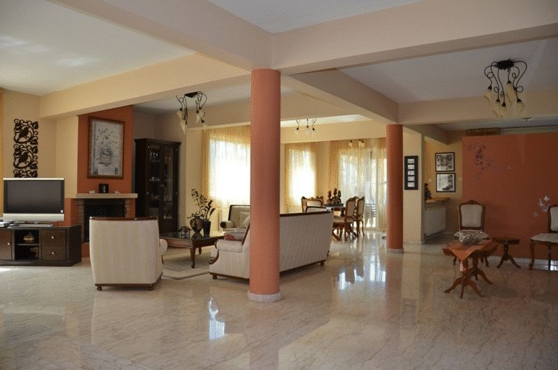 Four Bedrooms Residential House in Paralimni with Title Deeds