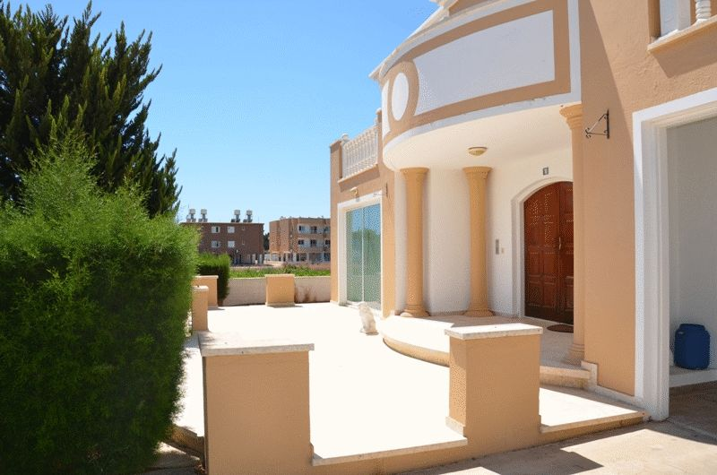 Four Bedrooms Residential House in Paralimni with Title Deeds properties for sale in cyprus