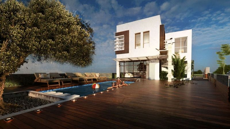 Modern 3 Bedroom Villa in Kapparis properties for sale in cyprus