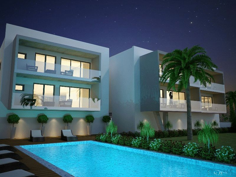Modern Penthouse Apartment with Sea Views properties for sale in cyprus
