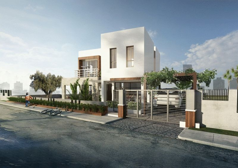 Modern Three Bedroom Villa in Kapparis properties for sale in cyprus