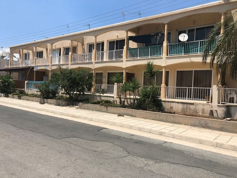 One Bedroom Apartment with Title Deeds near General Hospital in Paralimni properties for sale in cyprus