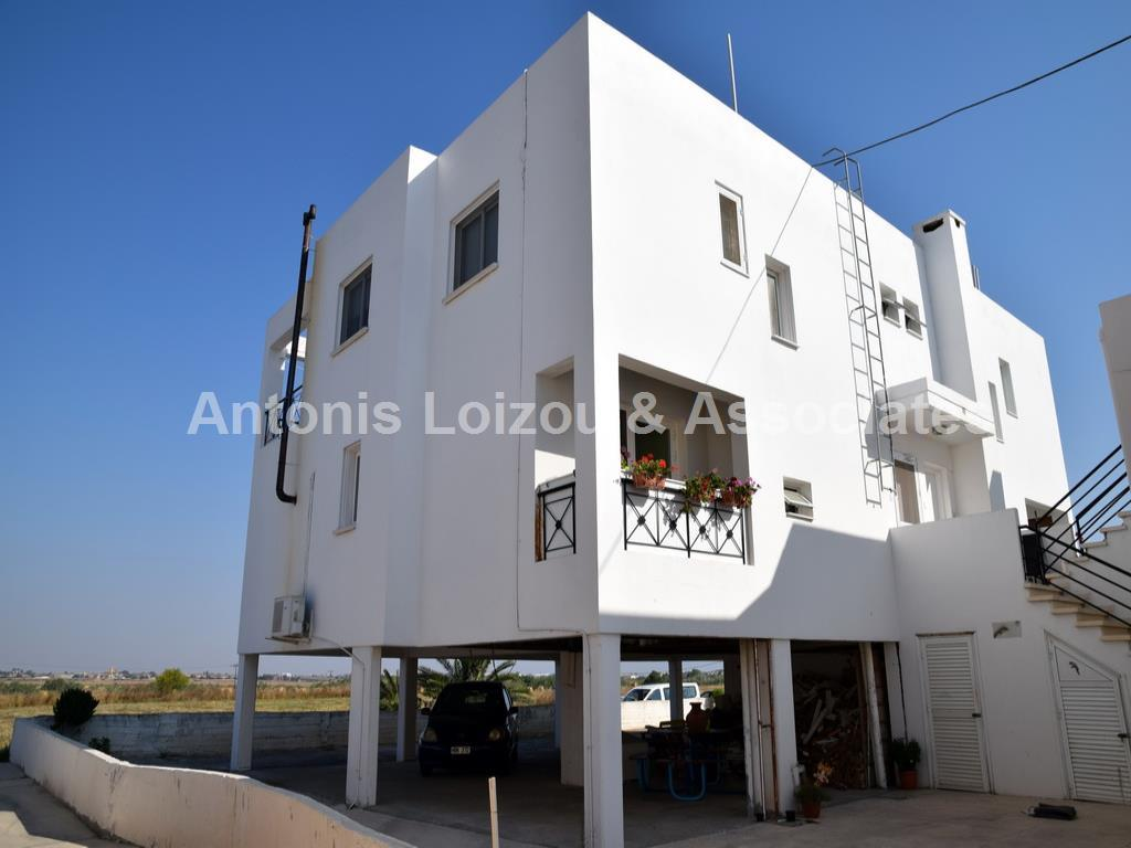 Commercial Building with Apartments For Sale properties for sale in cyprus