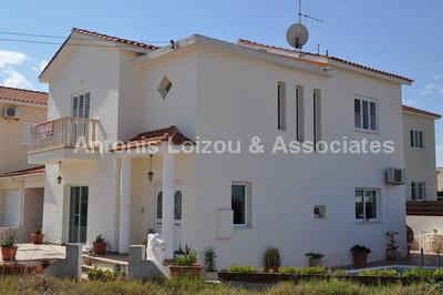 Four Bedroom Link-Detached House with Private Pool properties for sale in cyprus