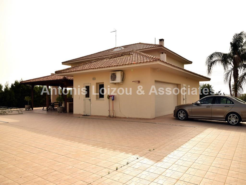 Four Bedroom Detached Villa in Paralimni properties for sale in cyprus