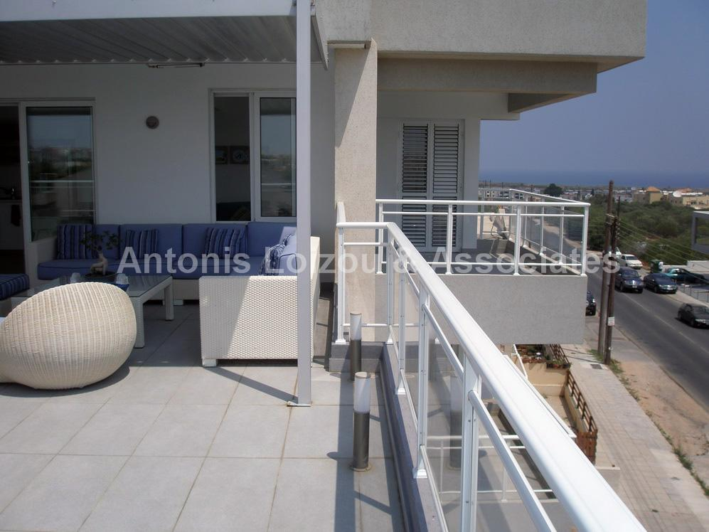 Two Bedroom Apartment with Unobstructed Sea Views and Title Deed properties for sale in cyprus