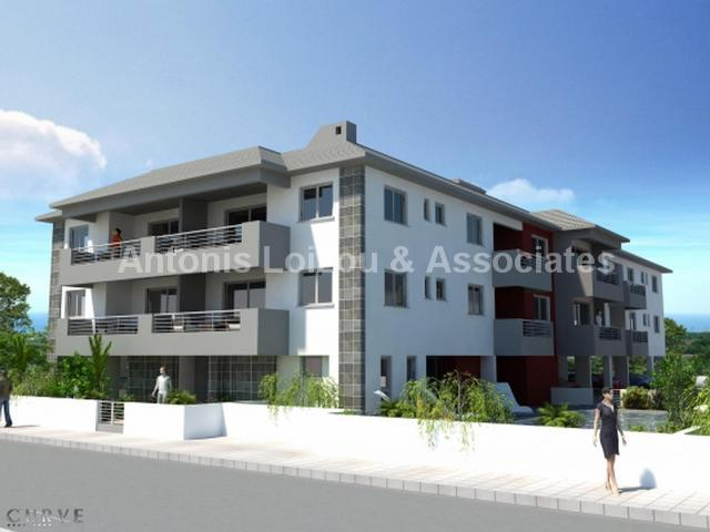 One bedroom Apartments With Common Pool properties for sale in cyprus