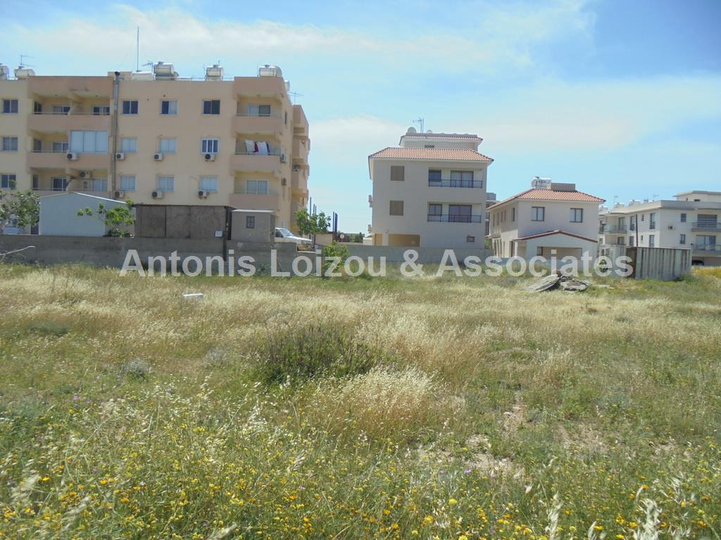 Residential Plot in Paralimni properties for sale in cyprus