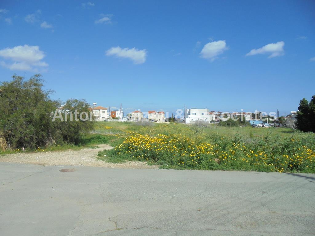 Residential Land  properties for sale in cyprus