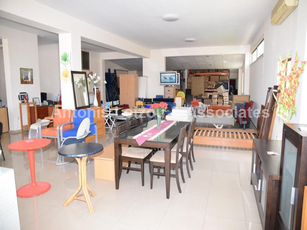 Shop For Sale in the Centre of Paralimni properties for sale in cyprus