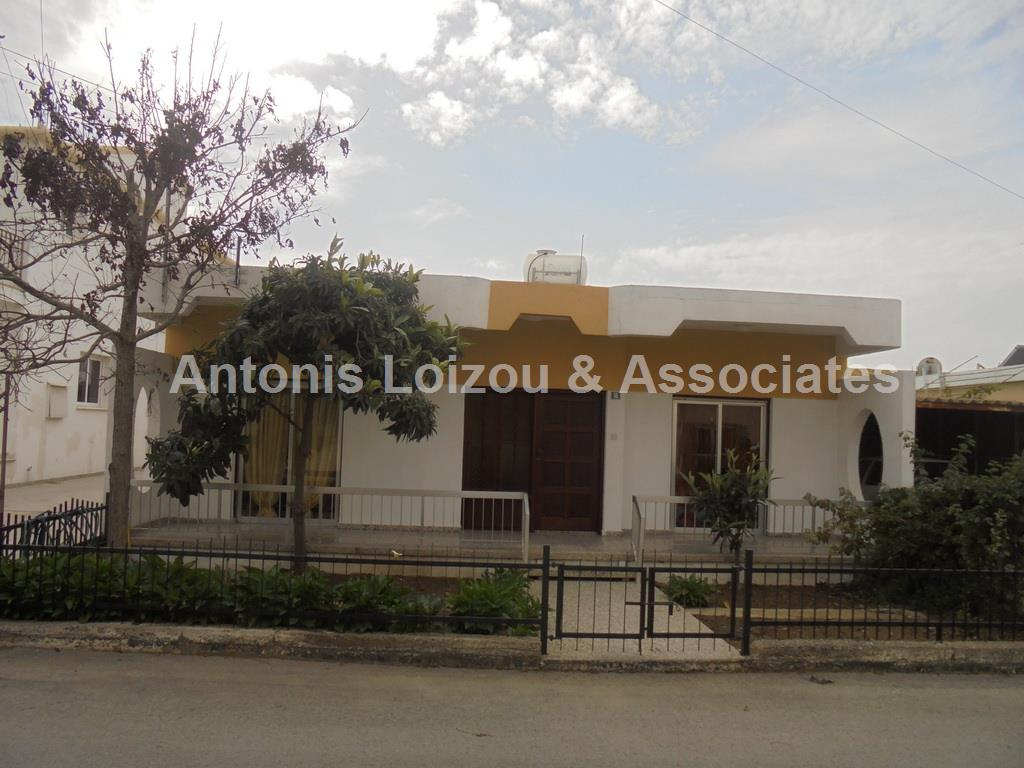 Bungalow in Famagusta (Paralimni) for sale