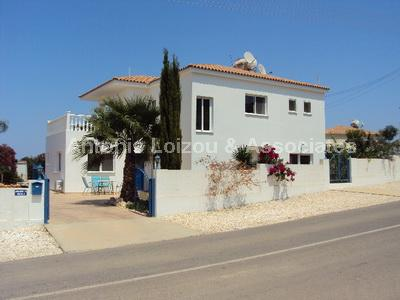 Detached Villa in Famagusta (Paralimni) for sale