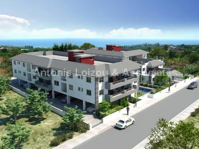 Two Bedroom Apartments With Common Pool properties for sale in cyprus