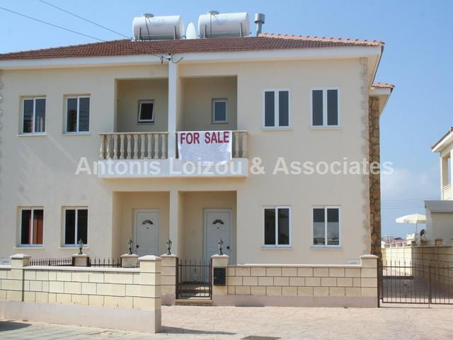 Semi detached Ho in Famagusta (Paralimni) for sale