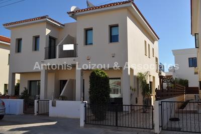 Semi House in Famagusta (Paralimni) for sale