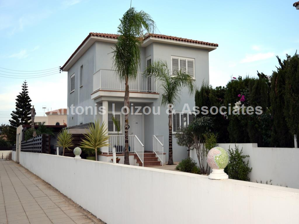 Three Bedroom Detached House with Title Deed in Paralimni properties for sale in cyprus