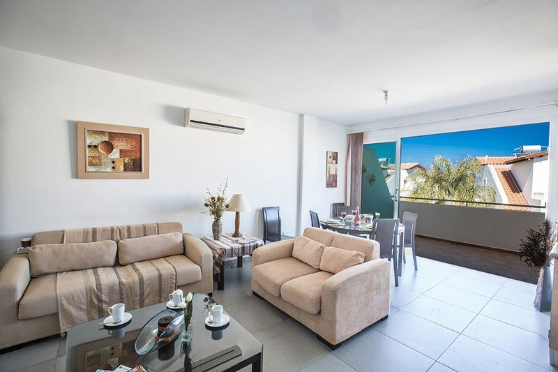 Beautiful Two Bedroom Apartment in Pernera near the Beach properties for sale in cyprus