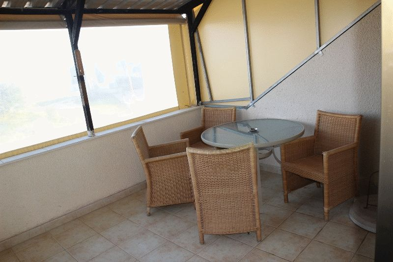 Two Bedroom Apartment with Large Balcony and Sea View in Pernera properties for sale in cyprus